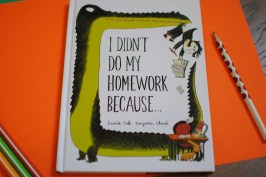 """I didn't do my homework because…"" : riflettiamo insieme sui compiti a casa"