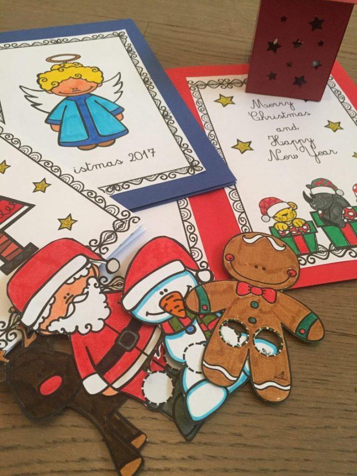 Lavoretti Di Natale Classe Seconda.Christmas Art And Craft Raccolta Di Lavoretti Sul Natale Jack Potato