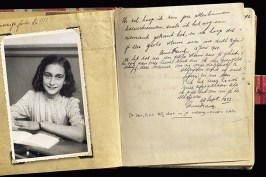 Giorno della memoria: 3 e schede 1 poster su Anne Frank