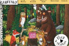 """""""The Gruffalo"""": una storia, tante attività."""