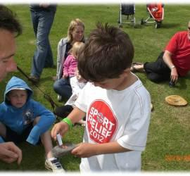 bushcraft, Kent, course, courses, children