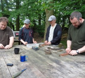 knife sharpening | bushcraft