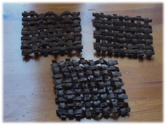 bark weaving   craftwork