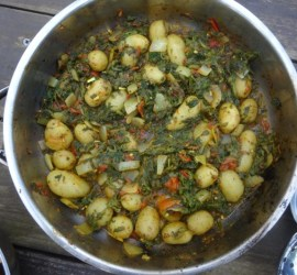 urtica aloo   wild foods   foraging   Kent   London   south east