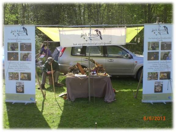 Bushcraft Skills | May Day Meet 2013