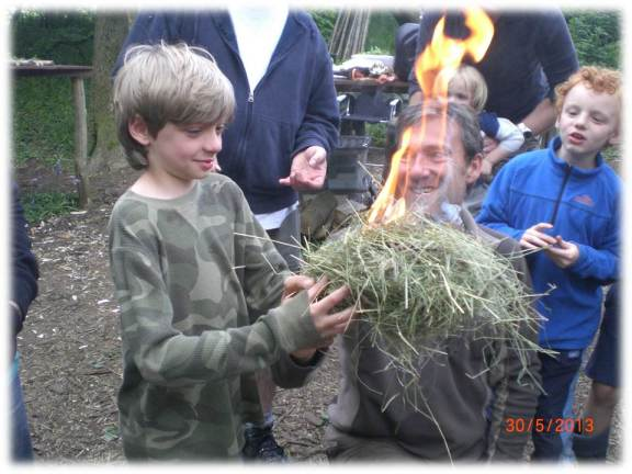 family bushcraft | south east | Kent