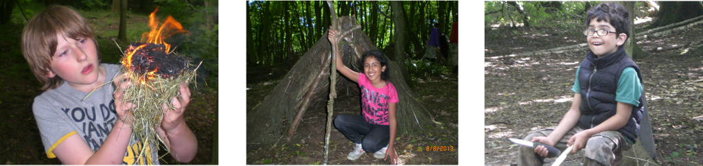 Bushcraft for Home Educators | Kent | South East