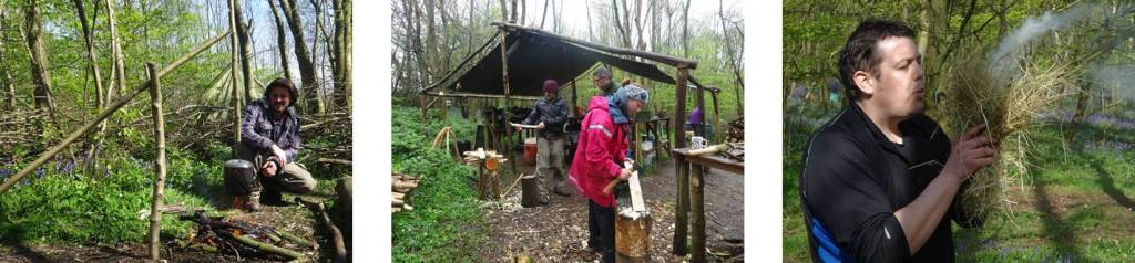 5 Day Bushcraft Course in Kent