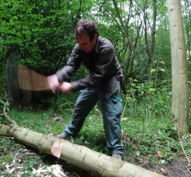 cross cutting | Axe skills | Kent