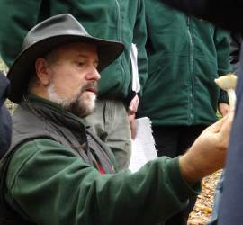 fungus identification   Steve Kirk