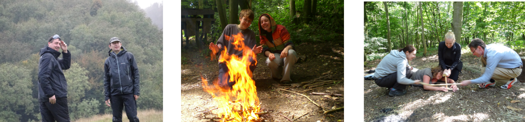 Bushcraft at your site | South east