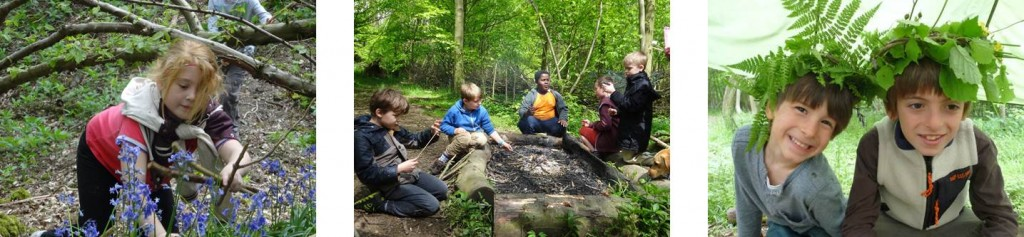 Children's Parties | Bushcraft | Kent