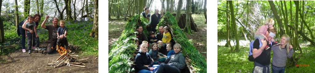 1 day bushcraft course