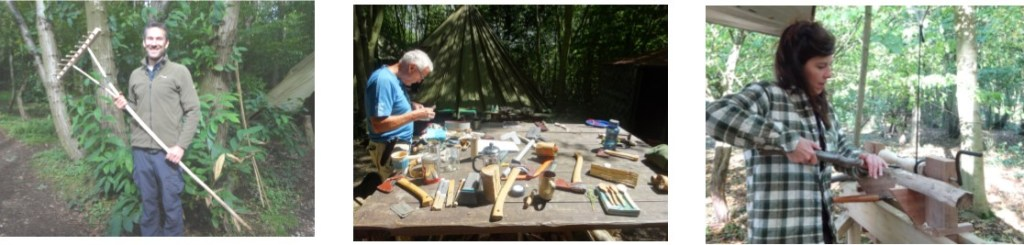 Green Woodworking Weekend