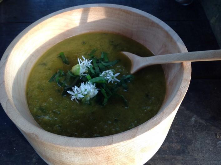 ramson soup