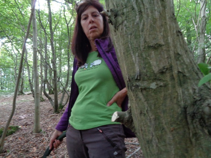 pruning cuts | bushcraft | south east | London | Kent
