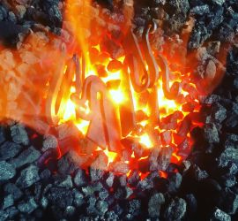 nordic crafts course | forge and fire | fire steel | flint & steel | Kent | London | south east