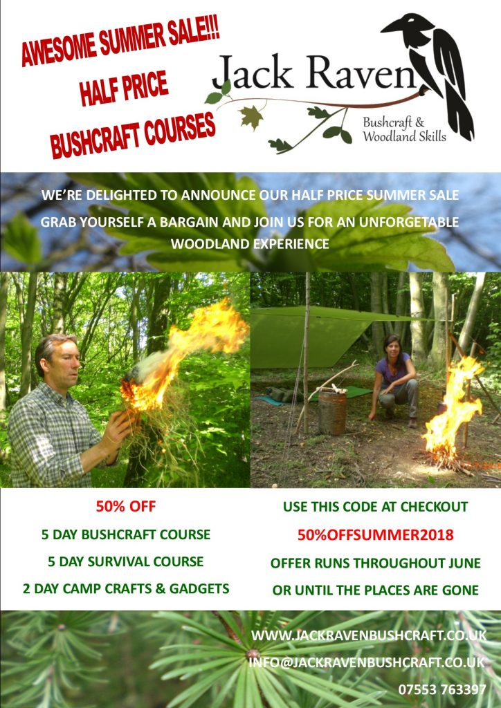 bushcraft sale | Kent | south east