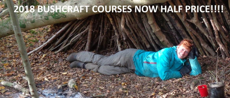 bushcraft courses | Kent | London | south east