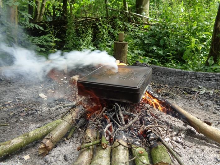 manmade tinders | fire lighting | bushcraft | Kent | south east | London