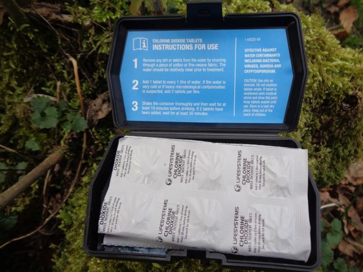 purifying water | bushcrfat | Kent | London | south east