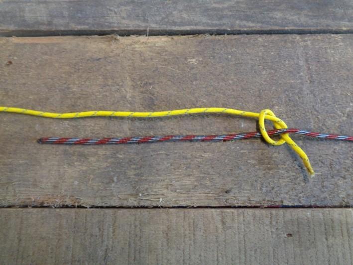 fisherman's knot | bushcraft | Kent | south east | London