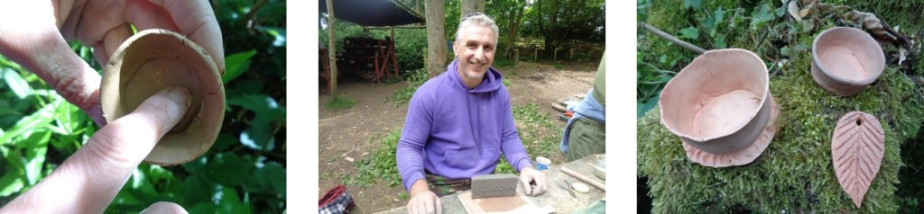 woodland pottery course | traditional pottery course | Kent | south east | London