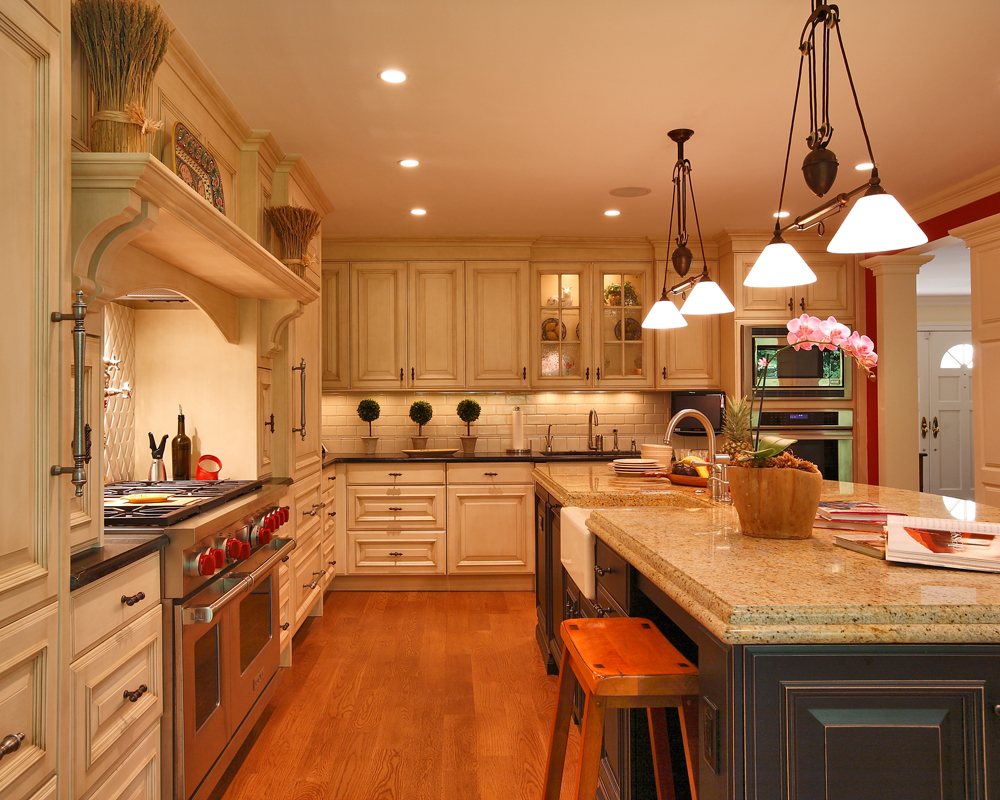 traditional kitchens in md, dc & va | classic kitchens in dc metro
