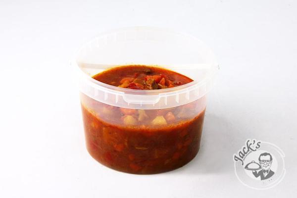 Суп «Гуляш» с говядиной 1200/2000/4000 г - заказ, доставка ...