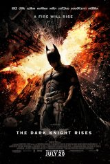 The Dark Night Rises. . . and rises . . .