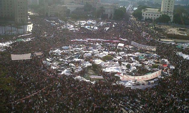 Egyptians against Egyptians – civil war that bleeds