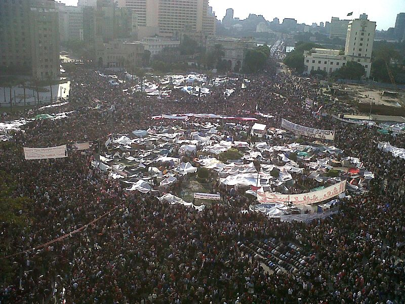 Egyptians against Egyptians – civil war that bleeds
