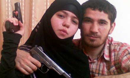 """The Black Widow Cult – Islam """"performing"""" at the Olmpics?"""