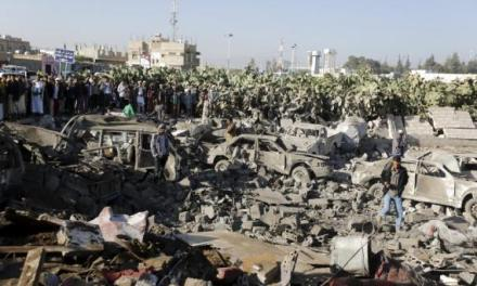 It is beginning – Saudi Arabia bombs Yemen overnight, 3/26/15
