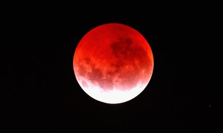 Blood Moon Tetrad Embedded in Muslim and Jewish Feast Days