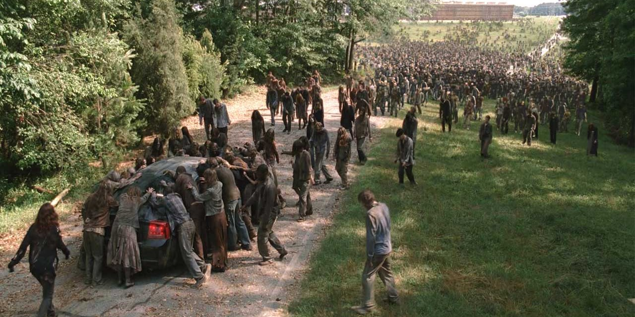 """The Walking Dead  –  What do Christianity and Islam do about the """"virus""""?"""
