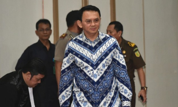 Jakarta's Christian governor jailed for blasphemy against Islam | Reuters