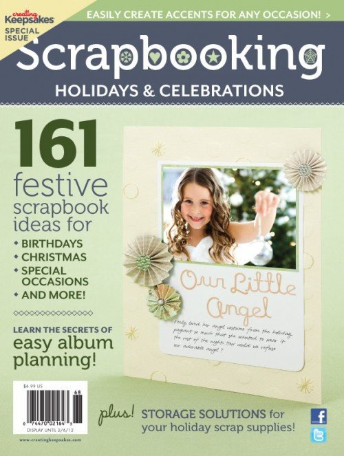 Scrapbooking Holidays & Celebrations
