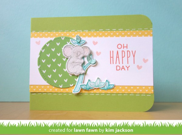 Oh Happy Day Koala Card