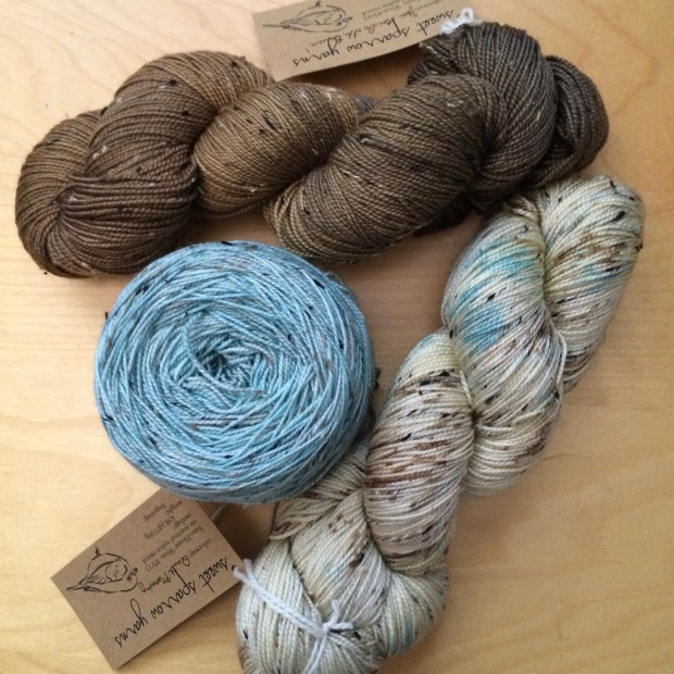 Sweet Sparrow Yarns Bundle