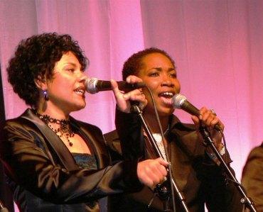 Lady-singers Bild 10