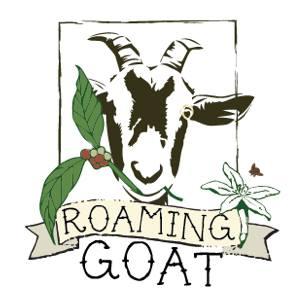 roaming goat