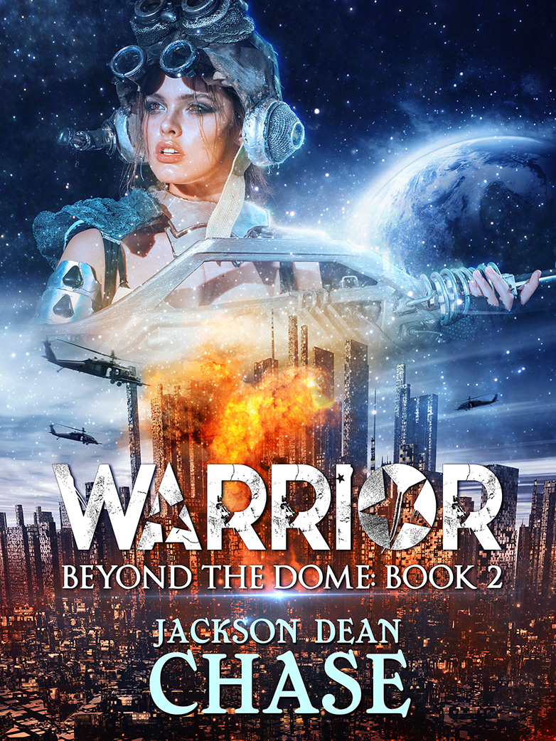 Warrior by Jackson Dean Chase