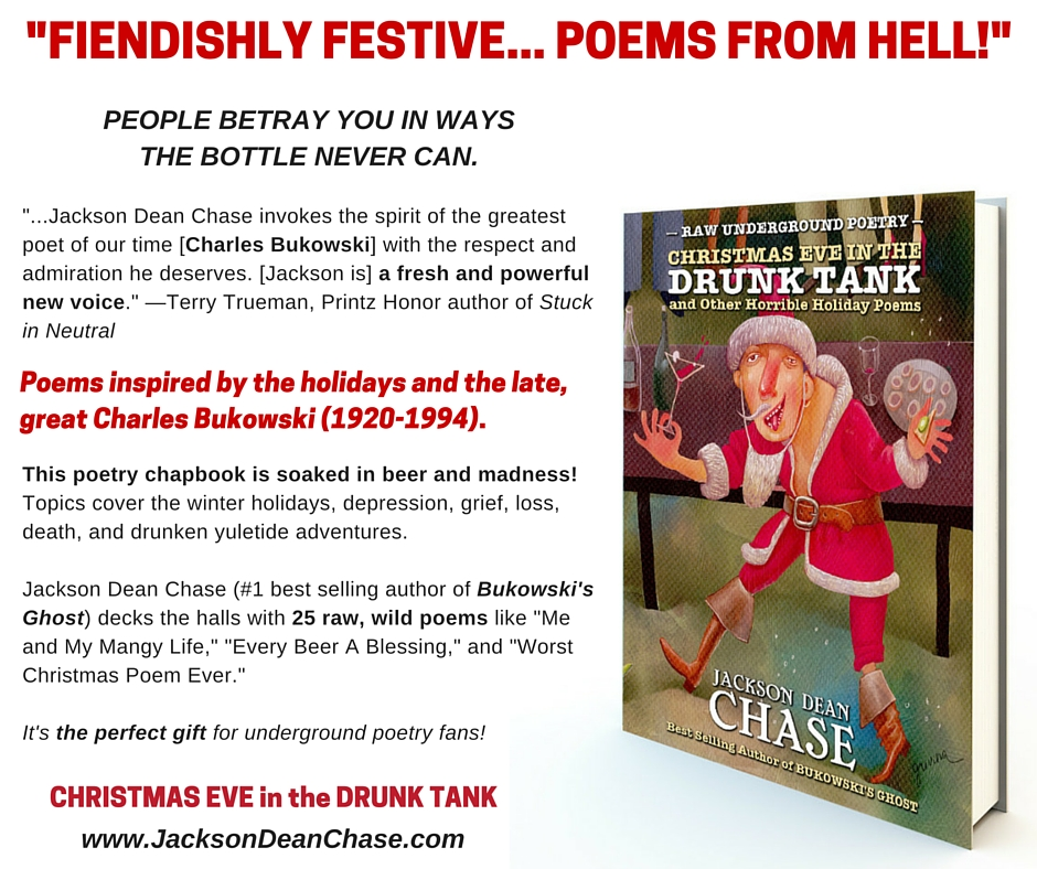 Chase Christmas Eve Hours.Twisted Holiday Poems Jackson Dean Chase