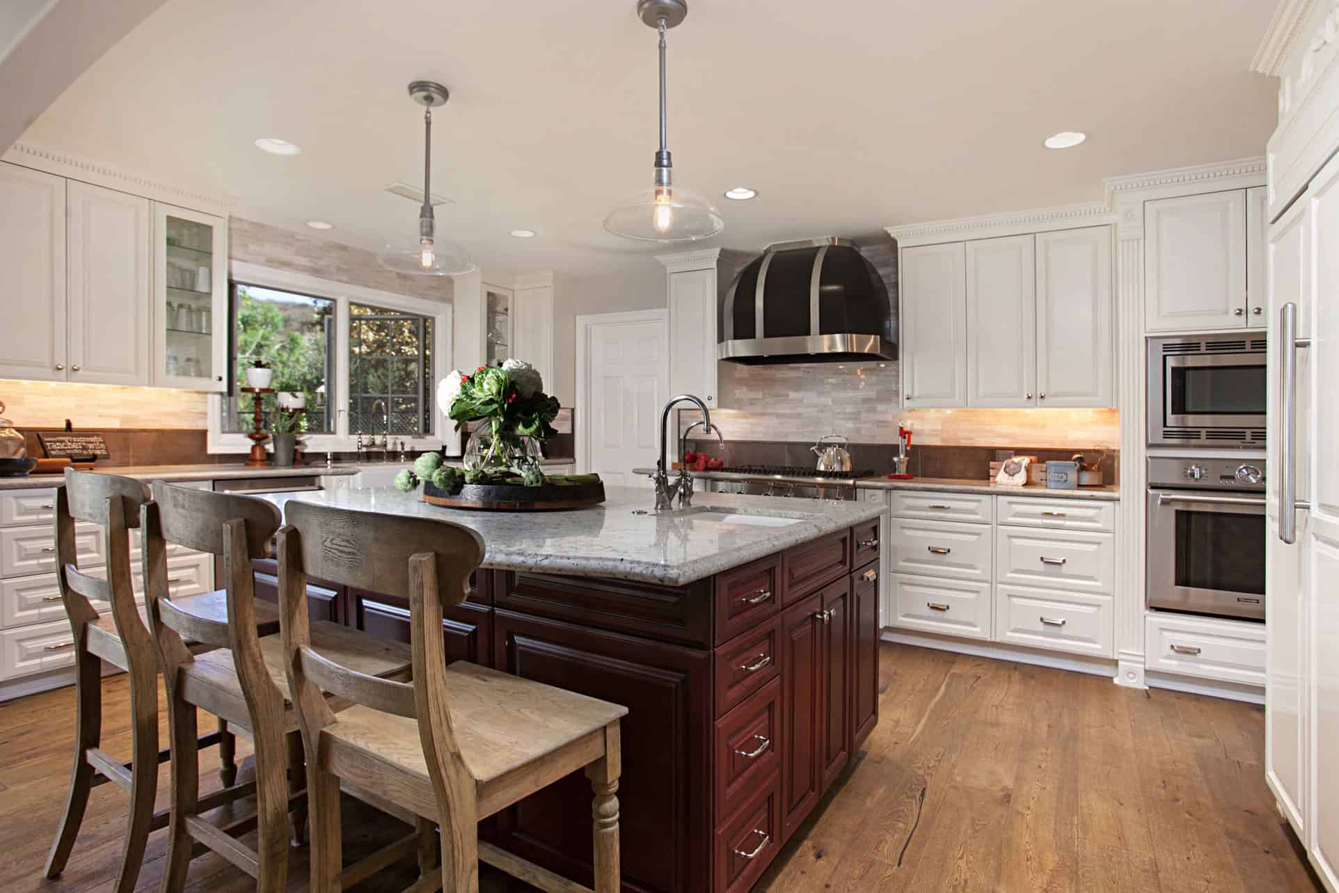 Modern Farmhouse Kitchen - Jackson Design & Remodeling on Modern Kitchens  id=87315