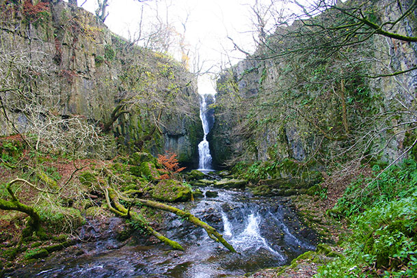 Catrigg Force, near Stainforth, Ribblesdale