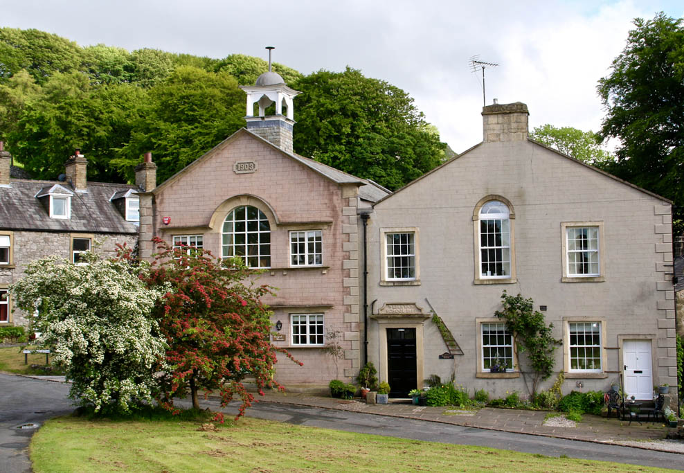 Langcliffe village