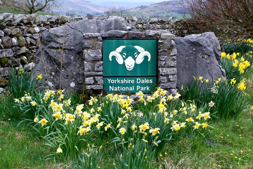 Yorkshire sign