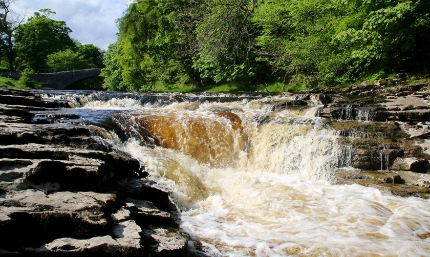 Ribblesdale stainfoss