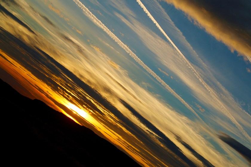 Dales sunsetslip
